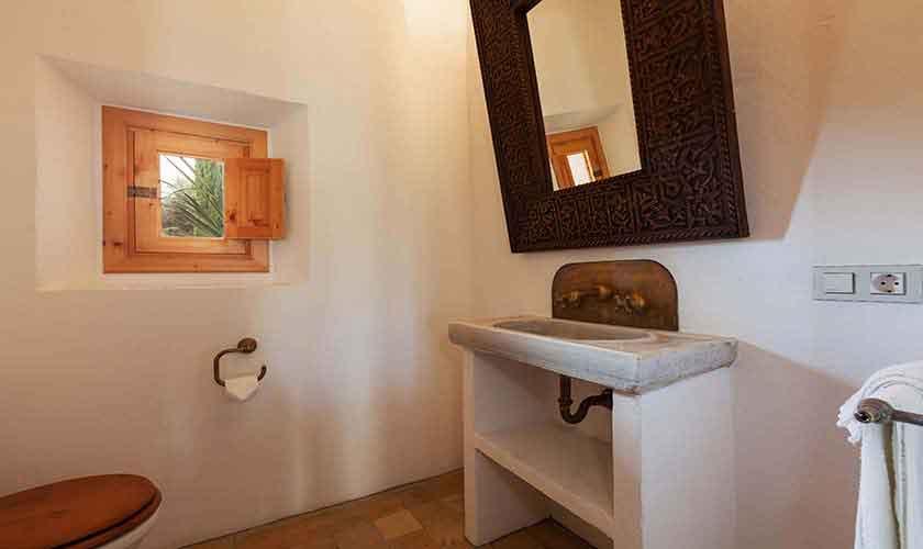 Badezimmer Ferienvilla Mallorca PM 3740