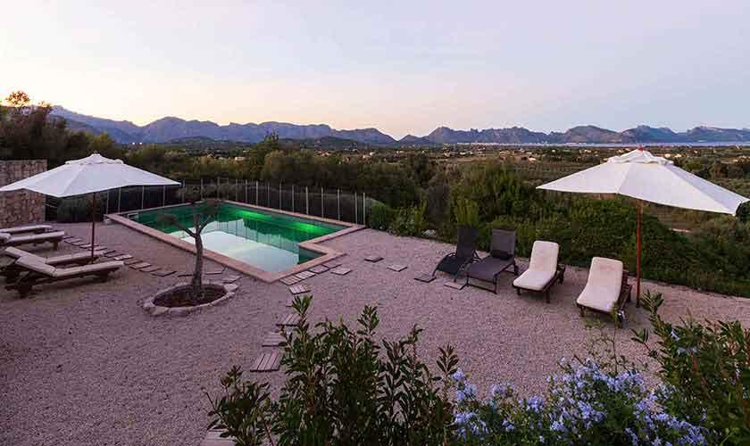 Pool und Landhaus-Villa Mallorca PM 3740