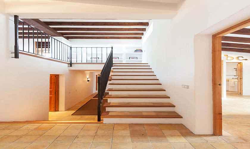 Treppenhaus Ferienvilla Mallorca PM 3740
