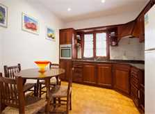 Küche Finca Mallorca Pollensa PM 378 für 6 Personen