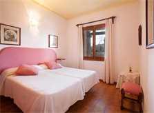 Schlafzimmer Finca Mallorca Pollensa PM 378 für 6 Personen