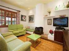 Wohnraum Finca Mallorca Pollensa PM 378 für 6 Personen