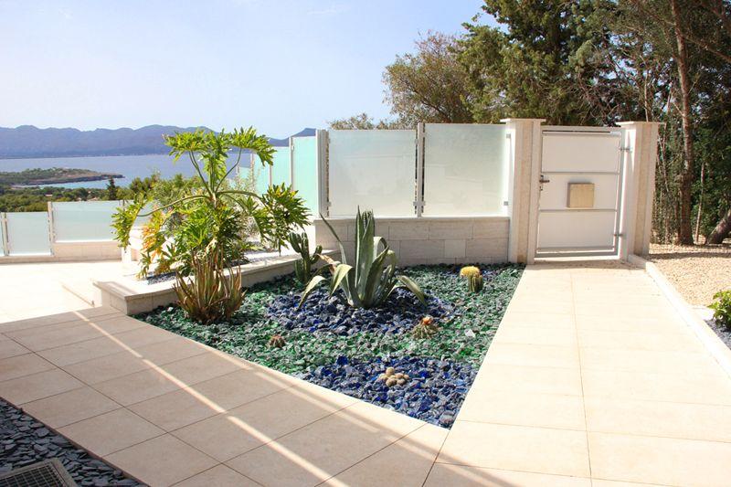 Garten Poolvilla Mallorca PM 3801 mit Meerblick für 8 10 Personen