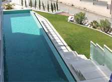 Pool  Ferienvilla Mallorca PM 3801 mit Meerblick für 8 10 Personen