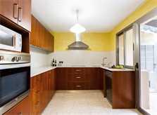 Küche Ferienhaus Mallorca Nordküste Strandnäehe Pool PM 3805