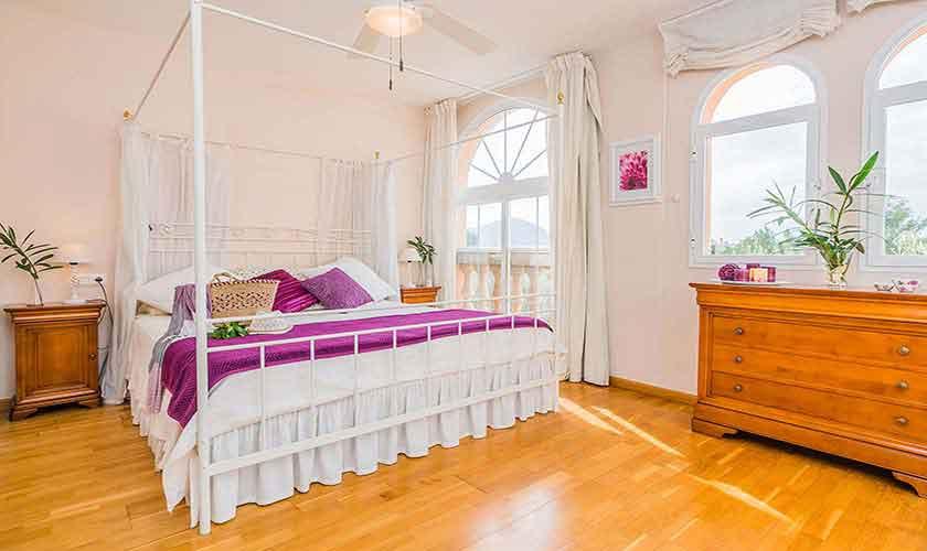 Schlafzimmer Ferienhaus Mallorca Alcudia PM 3883