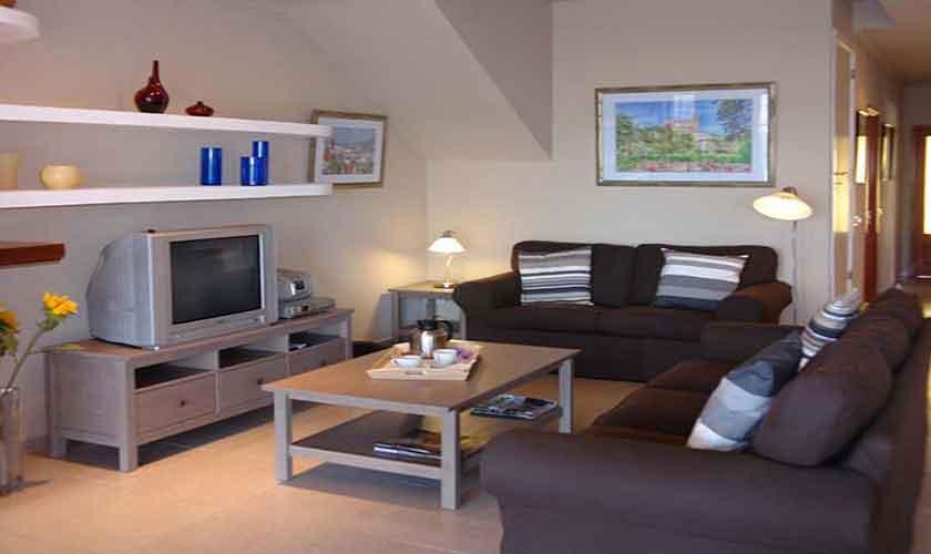 Wohnraum Ferienvilla Mallora PM 3884