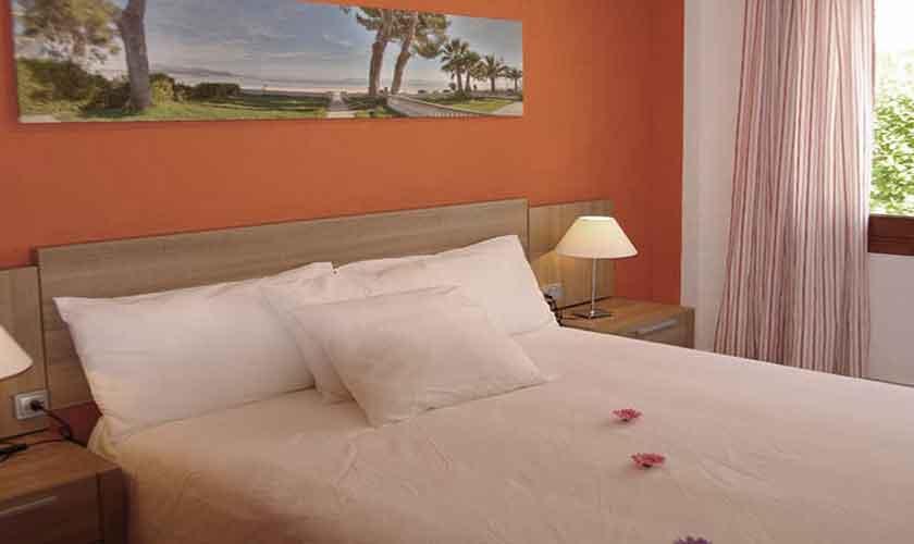 Schlafzimmer Ferienvilla Mallora PM 3884