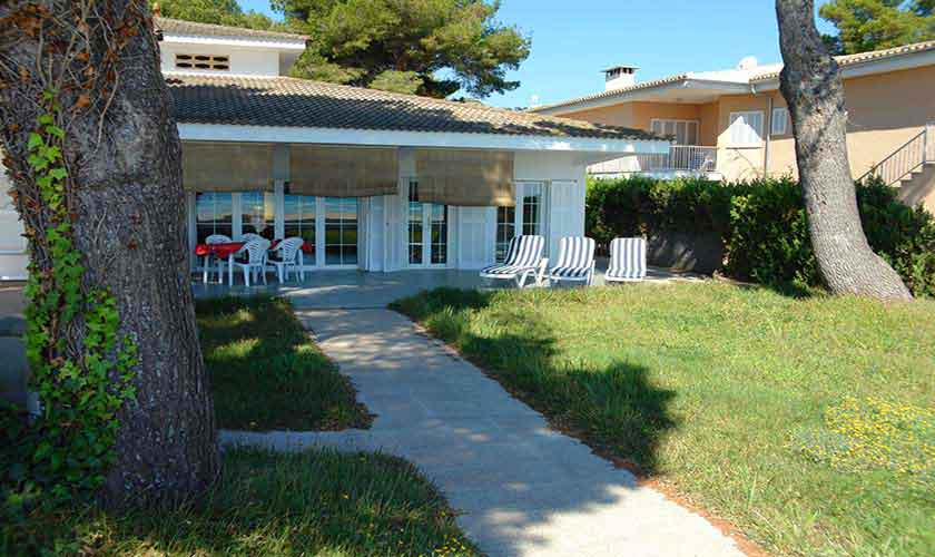 Garten und Ferienvilla Mallorca PM 3884