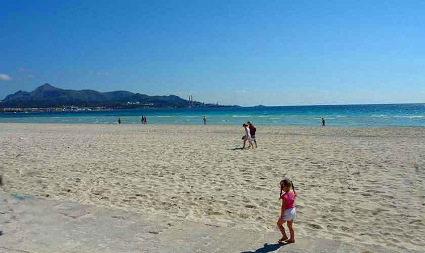 Strandblick Ferienvilla Mallorca PM 3884