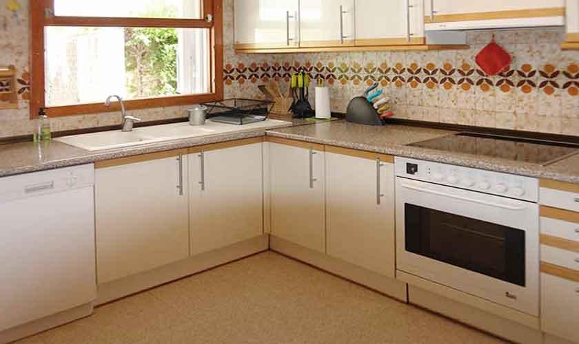 Küche Ferienvilla Mallora PM 3884