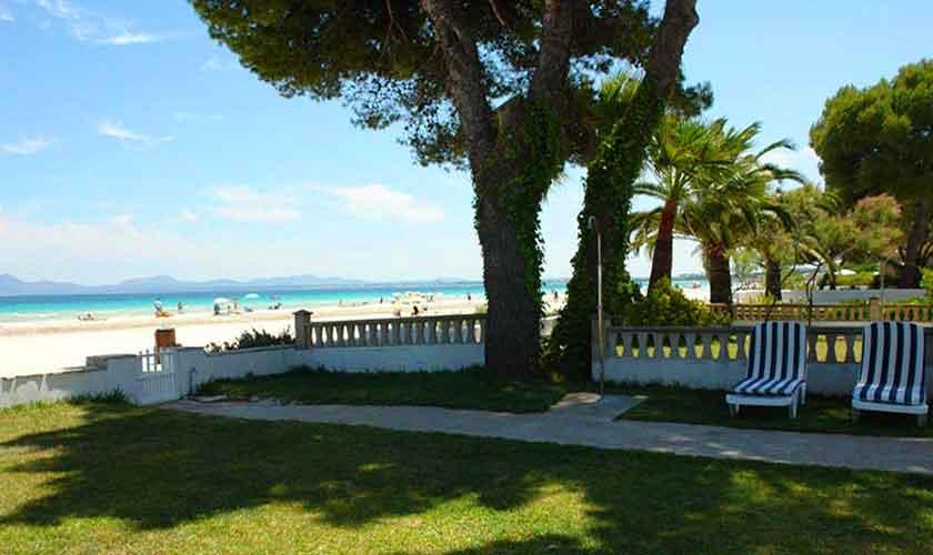 Strand und Garten Ferienvilla Mallora PM 3884