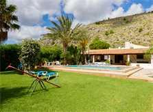 Rasen und Finca Mallorca Norden PM 3998