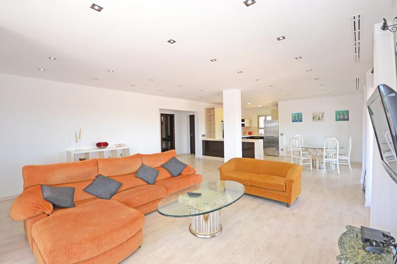 Wohnraum Finca Mallorca Norden PM 425