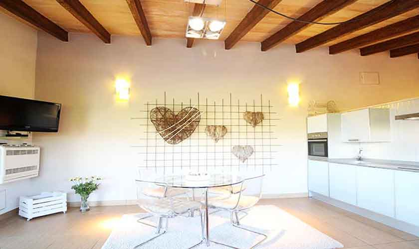 Küche Finca Mallorca 2 Personen PM 426