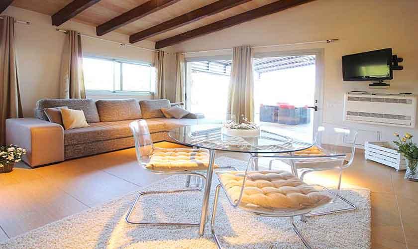Wohnraum Finca Mallorca 2 Personen PM 426