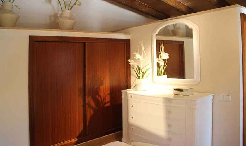 Schlafzimmer Finca Mallorca 2 Personen PM 426