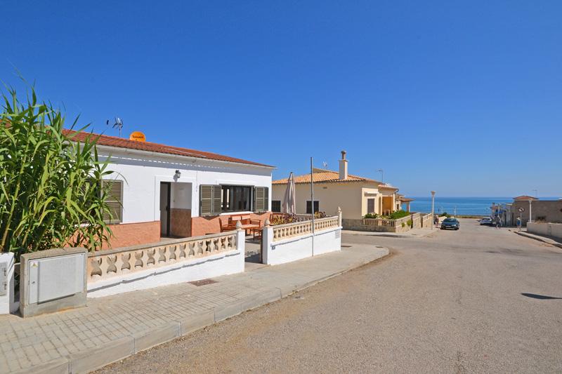 Meerblick Ferienhaus Meeresnähe Mallorca PM 462