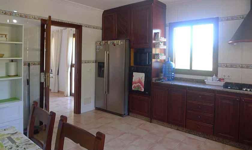 Küche Ferienvilla Mallorca PM 470