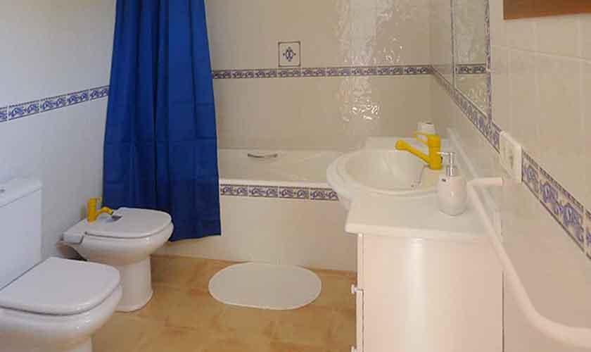 Badezimmer Ferienvilla Mallorca PM 470