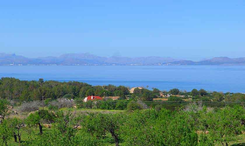 Meerblick Ferienvilla Mallorca PM 470