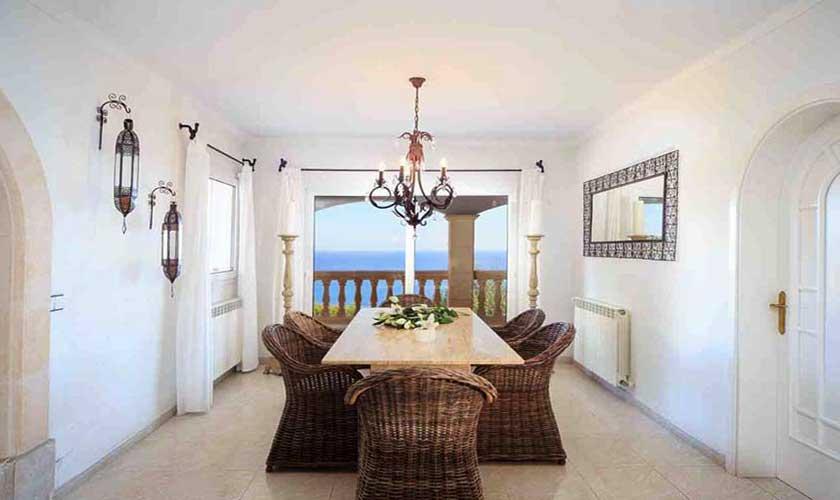 Esstisch Ferienvilla  Mallorca Ostküste PM 501