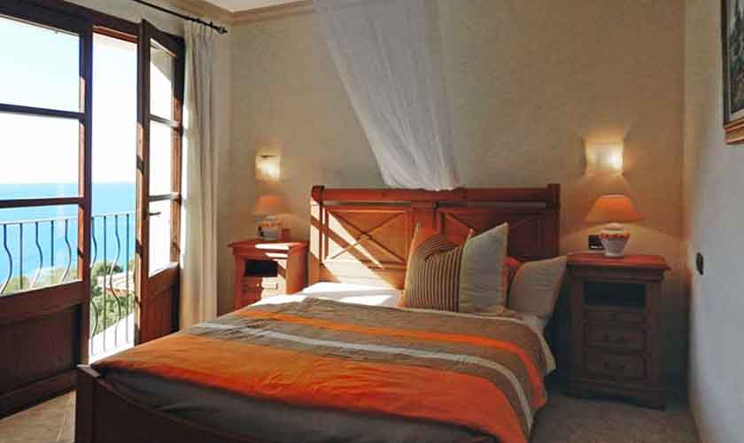 Schlafzimmer Ferienhaus Mallorca PM 5015