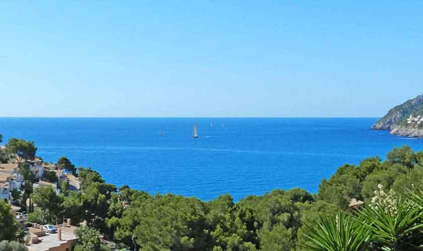 Meerblick Ferienhaus Mallorca PM 5015