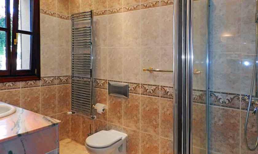 Badezimmer Ferienhaus Mallorca PM 5015
