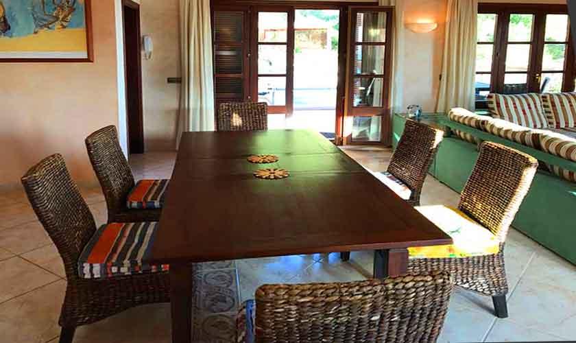 Esstisch Ferienhaus Mallorca PM 5015