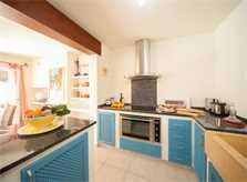 Küche Villa Mallorca Meerblick Ostküste PM 504