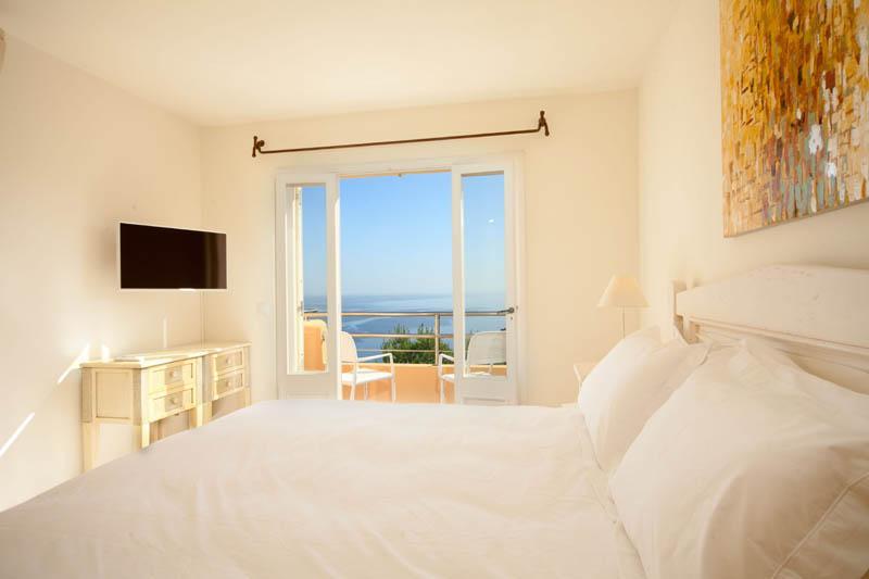 Schlafzimmer  Villa Mallorca Meerblick Ostküste PM 504