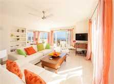 Wohnraum Villa Mallorca Meerblick Ostküste PM 504