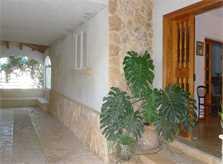 Eingang Ferienhaus Mallorca PM 5191 Costa de Canyamel