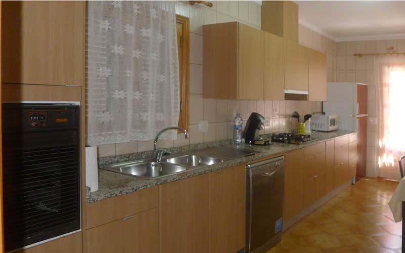 Küche Ferienhaus Mallorca PM 5191 Costa de Canyamel