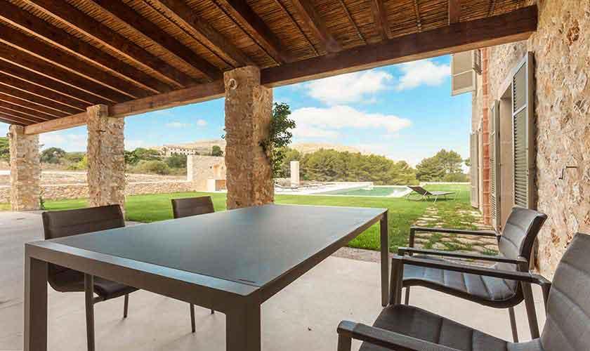Terrasse Villa Mallorca PM 5240