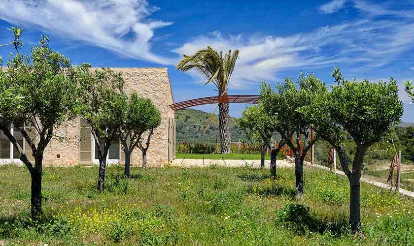 Garten und Villa Mallorca PM 5240