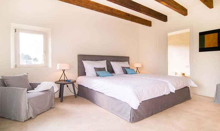 Wohnraum Ferienvilla Mallorca PM 5240