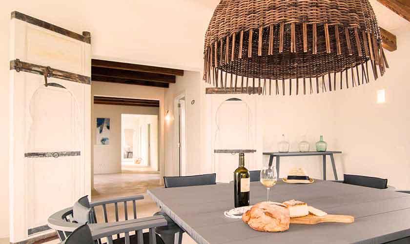 Küche Ferienvilla Mallorca PM 5240