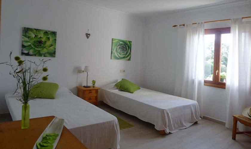 Schlafzimmer Finca Mallorca bei Arta PM 5490