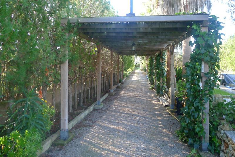 Garten Finca Mallorca PM 5493 für 2 Personen