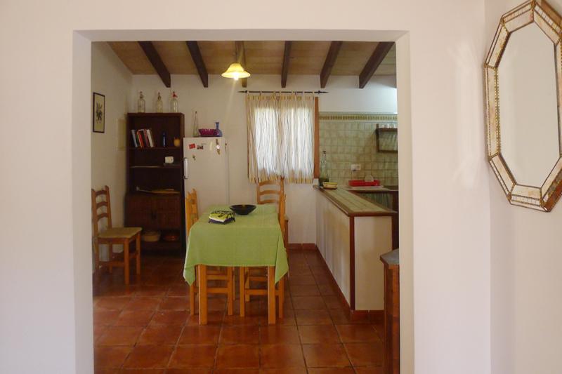 Küche Finca Mallorca PM 5493 für 2 Personen