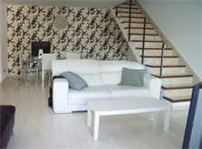 Wohnraum Ferienhaus mit Pool kindersicher in Cala Ratjada PM 555