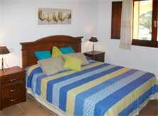 Schlafzimmer 2 Finca Mallorca 6 Personen Pool PM 572