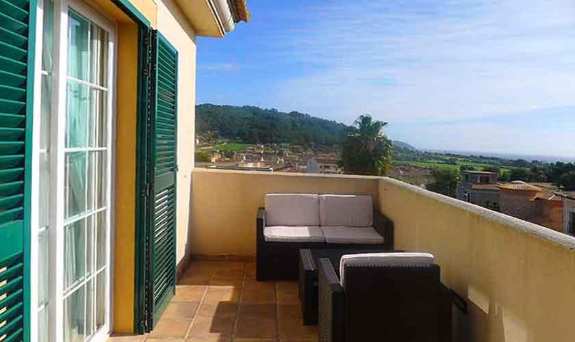 Obere Terrasse Ferienhaus Mallorca PM 5880