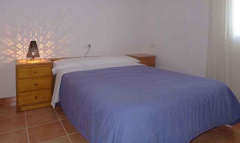 Schlafzimmer Ferienhaus Mallorca PM 5880