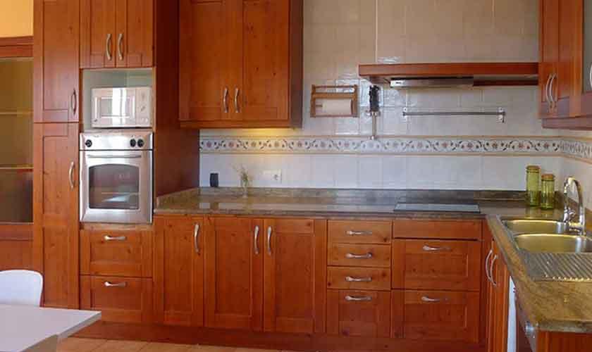 Küche Ferienhaus Mallorca PM 5880