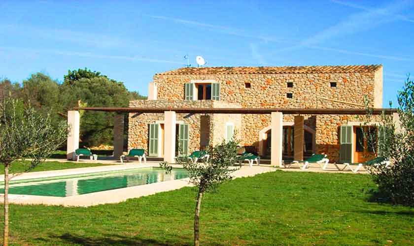 Pool und Finca Mallorca PM 5943