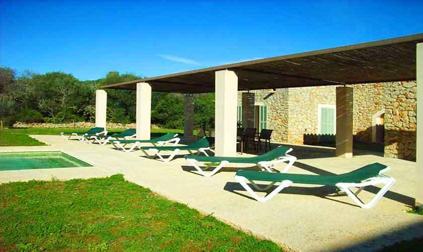Terrasse Finca Mallorca PM 5943