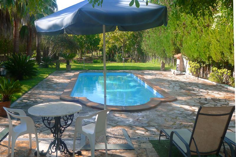 Pool Finca Mallorca PM 5493 für 2 Personen